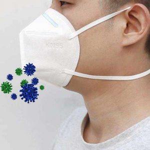 kn95 atemschutzmaske schuetz gegen corona