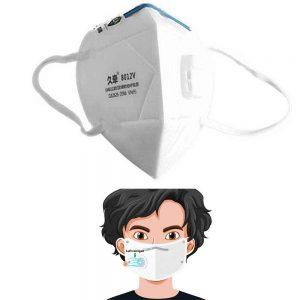 Atemschutzmaske N95, FFP2 mit Luftfilter - Mund-Nasen-Maske